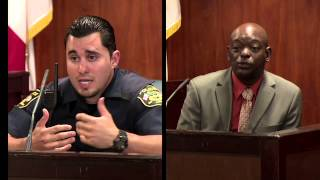 Miami-Dade Police Officer on trial after off-duty car crash