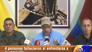 OLP desarticuló dos bandas y detuvo catorce delincuentes en Carlos Arvelo