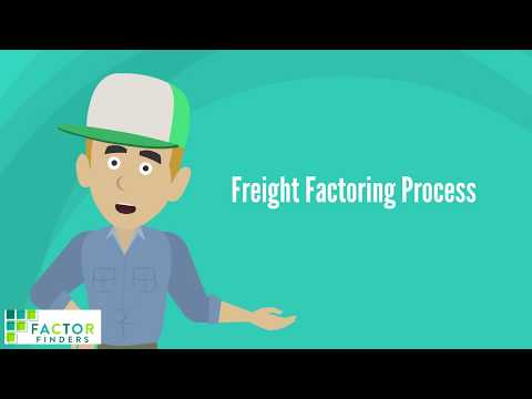 How Does Freight Factoring Work for Truckers?