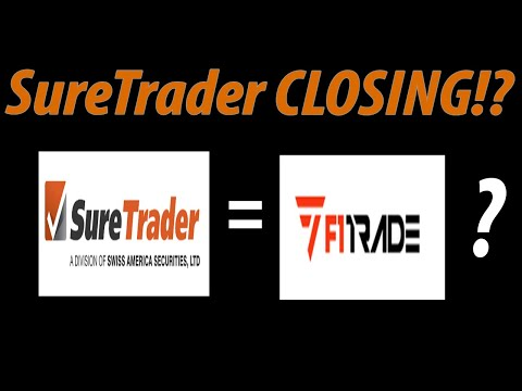 SureTrader IS Closing! Or Are They!? What's Next!?