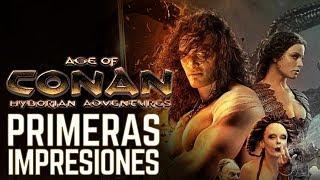 Age of Conan: Hyborian Adventures MMORPG | Primeras Impresiones | Gameplay en Español