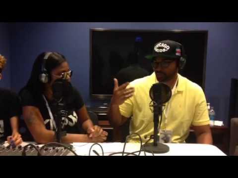 Troy Pryor on KNOW1 radio