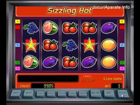 Sizzling Hot Jocuri C