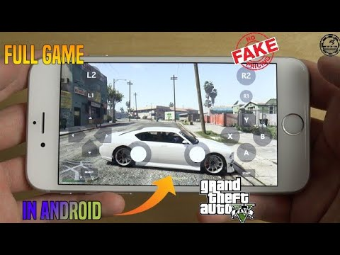 GTA 5 6 MB FOR ANDROID \\ BY RETURN CREATION