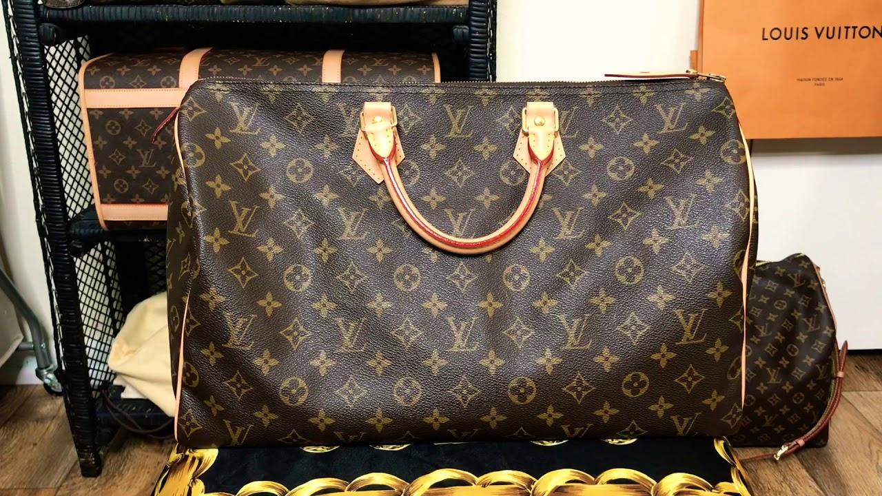 de0de4b26 Louis Vuitton Speedy 40