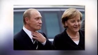 Прикольная политика   Путин  Обама  Янукович  Меркель
