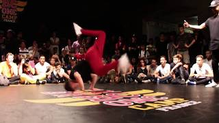 Pac Pac-Nabster  vs White Style-Izel (Crew Peligrosos)  Red Bull BC ONE Camp France