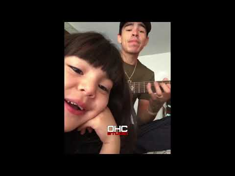 ► Hija de Alilet Aragon cantando sus canciones  Grupo Codiciado