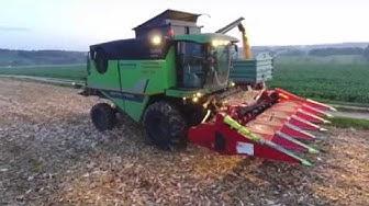Maisdreschen 2019 | Agrartechnik Rottal