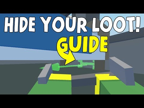 RAGS TO RICHES.. GUIDE   LOOTING AND RAIDING! 2/2   Unturned