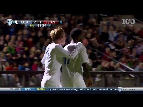 Highlights: UCLA Men\'s Soccer vs. Stanford