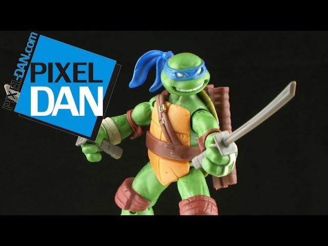 Nickelodeon Teenage Mutant Ninja Turtles Leonardo Figure Review