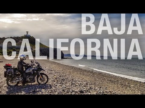 Baja California, Mexico Motorcycle Journey