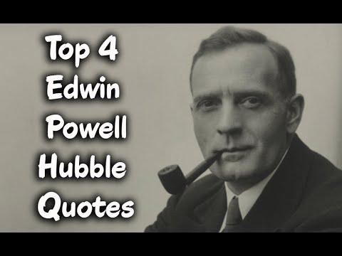 edwin hubble quotes - 480×360