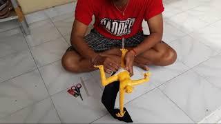Download Video Proses pembuatan Ogoh ogoh super mini (finishing) by Madek MP3 3GP MP4