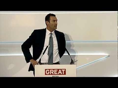 Retail, Food & Drink Summit: Michael Gutman, UK Managing Dir., Westfield