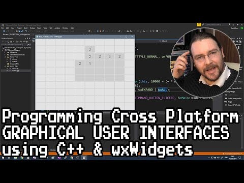 Cross Platform Graphical User Interfaces In C++