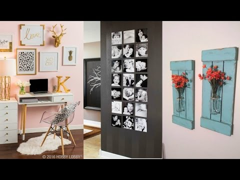 8 DIY Wall Decor Projects That Will Make Your Room Look Awesome ...