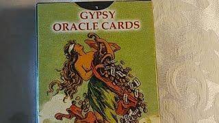 Gypsy Oracle Cards Walk Through
