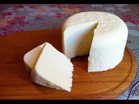 Как делают домашний сыр из молока