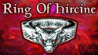 Skyrim SE - Ring Of Hircine - Unique Jewelry Guide