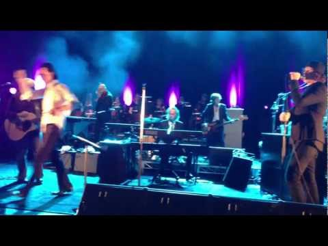 Nick Cave & The Bad Seeds w/ Mark Lanegan - The Weeping Song - Brisbane - March 8, 2013
