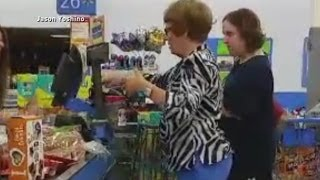 A Small Act of Kindness Goes a Long Way at Walmart