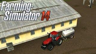 Vale A Pena O Leite Agora    -   Farming Simulator 14