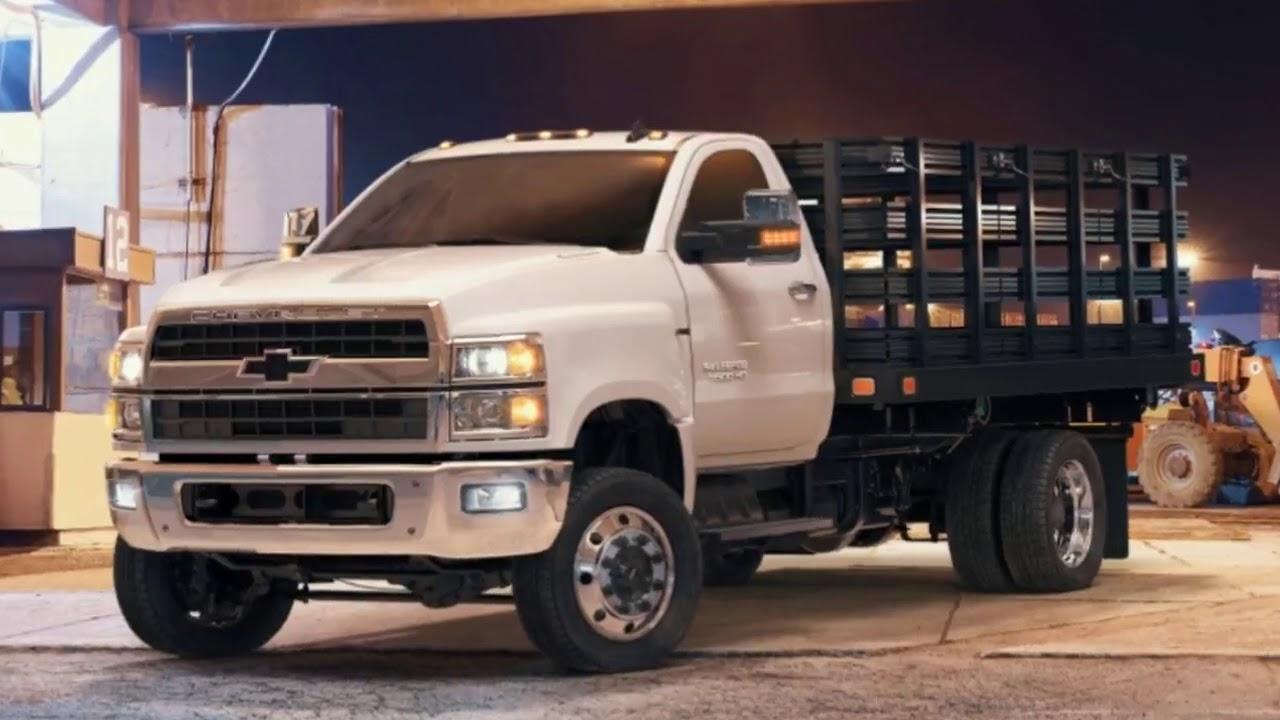 2019 chevy silverado medium duty commercial trucks