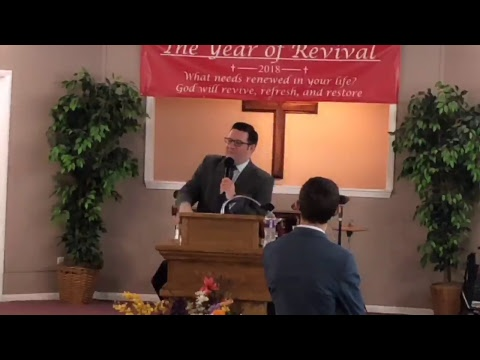 Calvary Pentecostal Church. Johnathan Nazarian