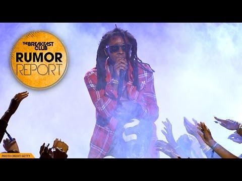 Lil Wayne Walks Off Stage, Twitter Imagines Rihanna & Lupita Nyong'o Action Flick
