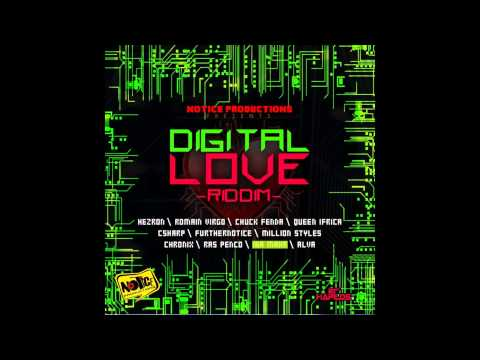 Digital Love Riddim Mix (November 2012)