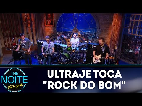"Ultraje toca ""Rock do bom"" 