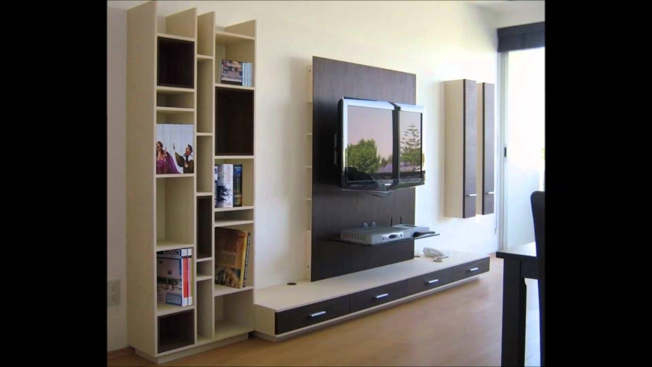 Centros de entretenimiento 2016 youtube for Decoracion minimalista fotos