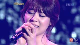 """황태자루돌프 """"OnlyLove"""" 옥주현(한국뮤지컬대상식에서)"""
