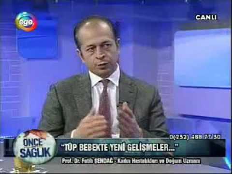 EGE TV de Önce Sağlık Programı 15 02 2017  Prof Dr Fatih Şendağ