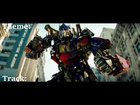 Transformers - You're a Soldier Now & Downtown Battle (Isolated Score w/ Themes)