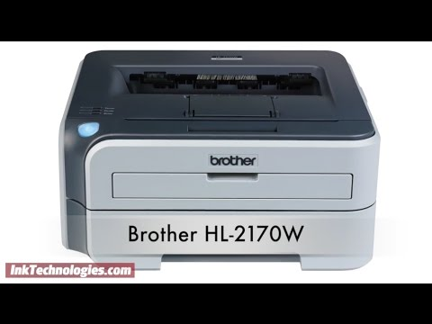 Brother HL 2170W Instructional Video