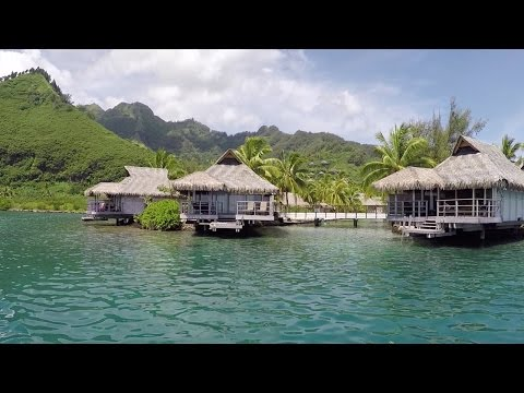 Moorea, French Polynesia - A Travel Tour