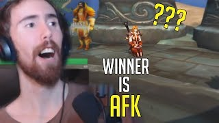 Asmongold All Warrior Transmog Competition And The Winner Was AFK