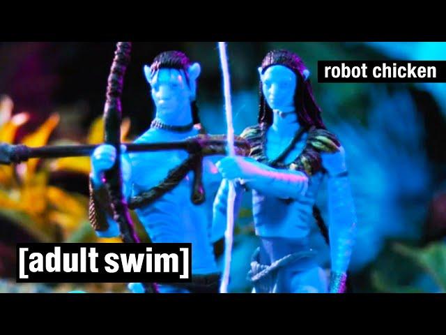 Robot Chicken | Bezaubernde G.I. Joes (Ganze Folge) | Adult Swim