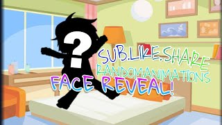 Another Face Reveal|RandomAnimations