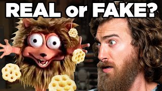 Ridiculous Cereal Mascots (Game)