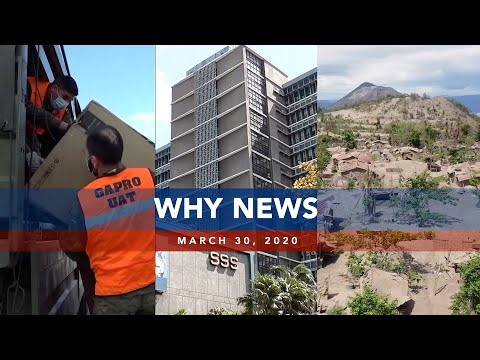 UNTV: Why News | March 30, 2020