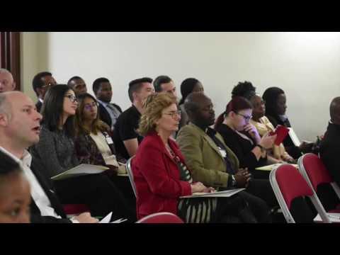 Rome Business School - Italia-Africa Business Forum 2016   Mpho Oliphant's Presentation