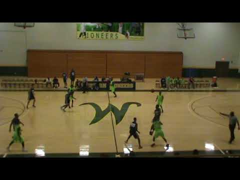 MBB Western JV vs OKC Metro Prep 11/02/17 1st Half