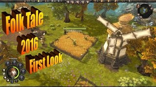Folk Tale | First Look | Gameplay | Tutorial [Steam Early Access]
