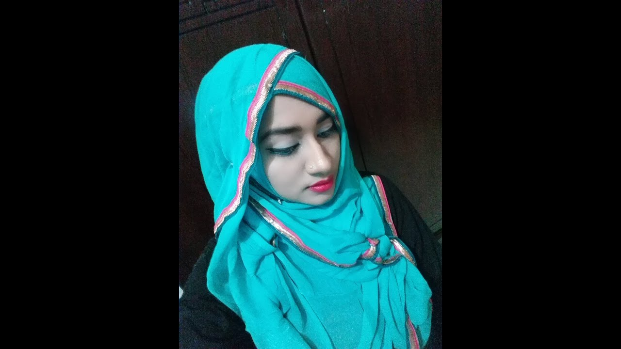 Hijab Style Using Dupatta Youtube