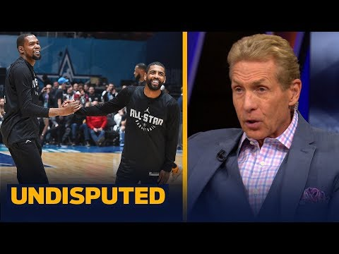 'Kevin Durant just made a huge mistake' joining Nets with Kyrie — Skip Bayless | NBA | UNDISPUTED