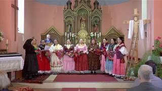 16. Smotra pučkog crkvenog pjevanja - Budrovci 2018.